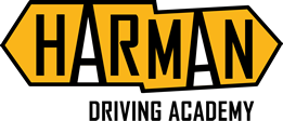 Harman Driving Academy Oxford Logo
