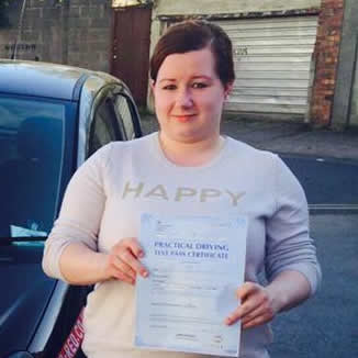 Review by Anna Wanat for Harman Driving School in Oxford