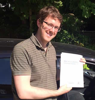 Review by Garry Chappell for Harman Driving School in Oxford